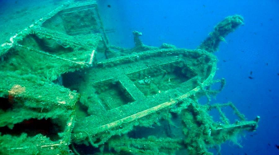 Грузовое судно Зенобия