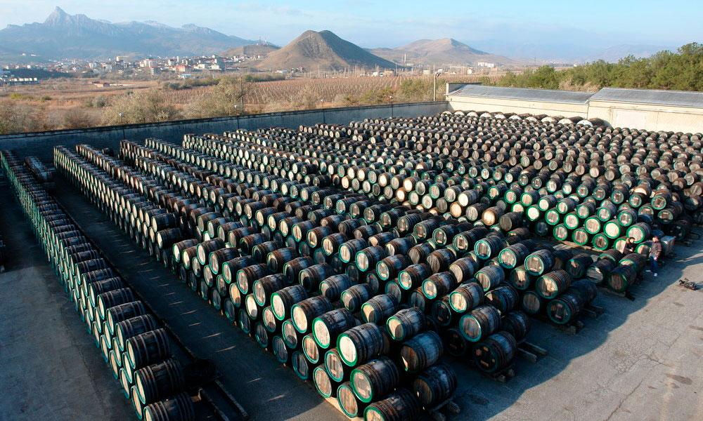 Коктебельский винный завод
