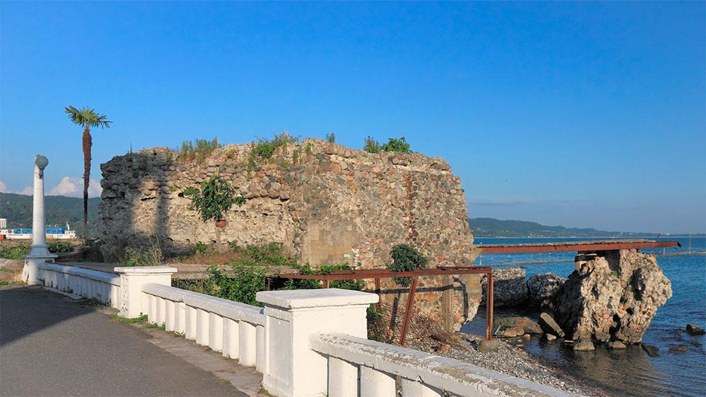 Крепость Диоскурия