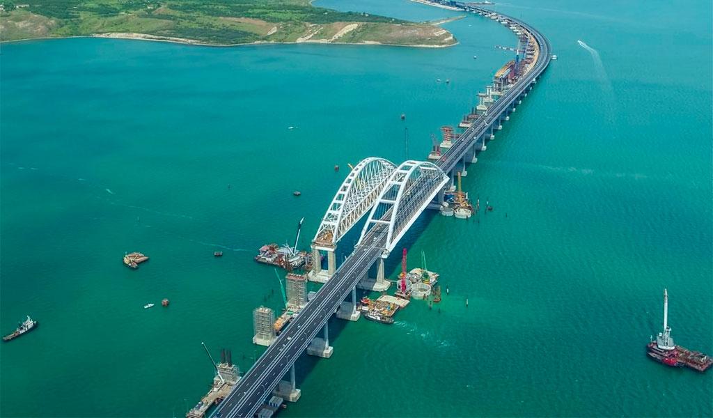 Крымский (Керченский мост)