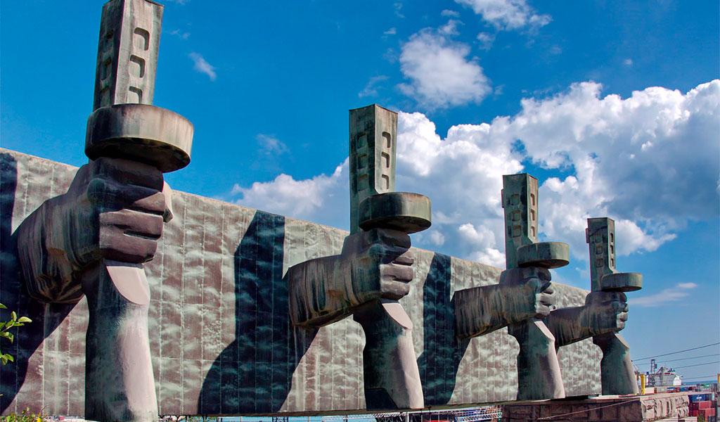Мемориал «Линия-рубеж обороны»