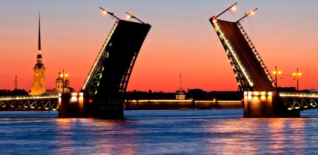 Самые красивые мосты Санкт-Петербурга, которые стоит увидеть
