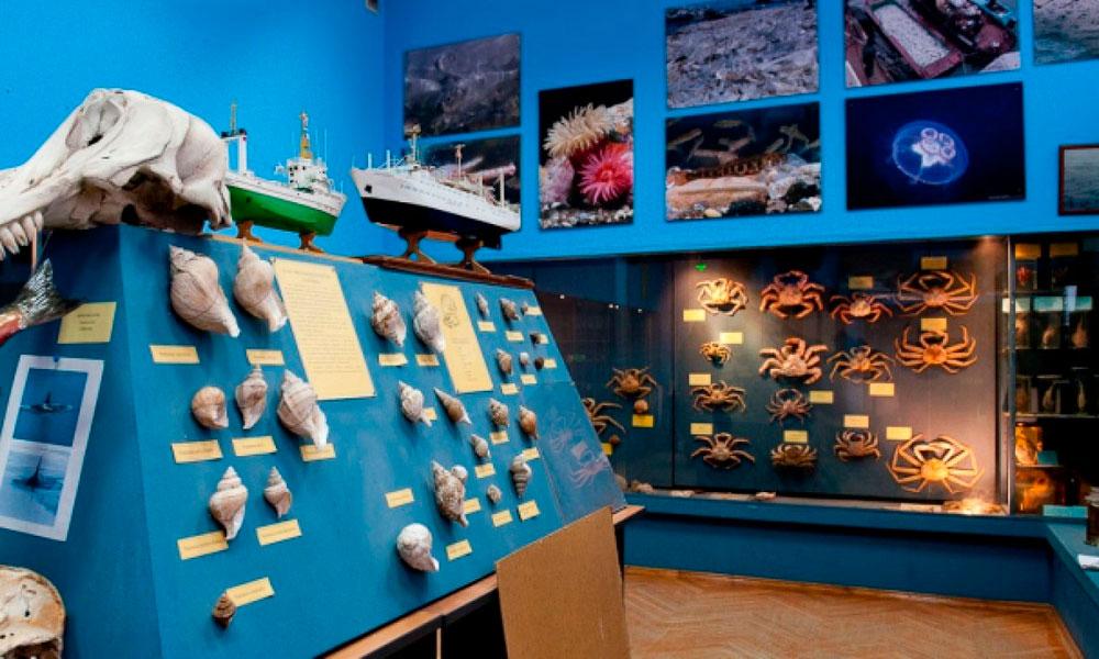 Музей океанографии и рыбного хозяйства