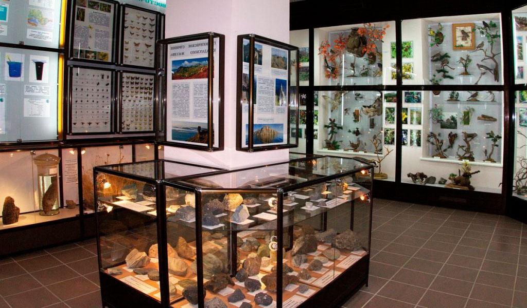 Музей природы Кара-Дага