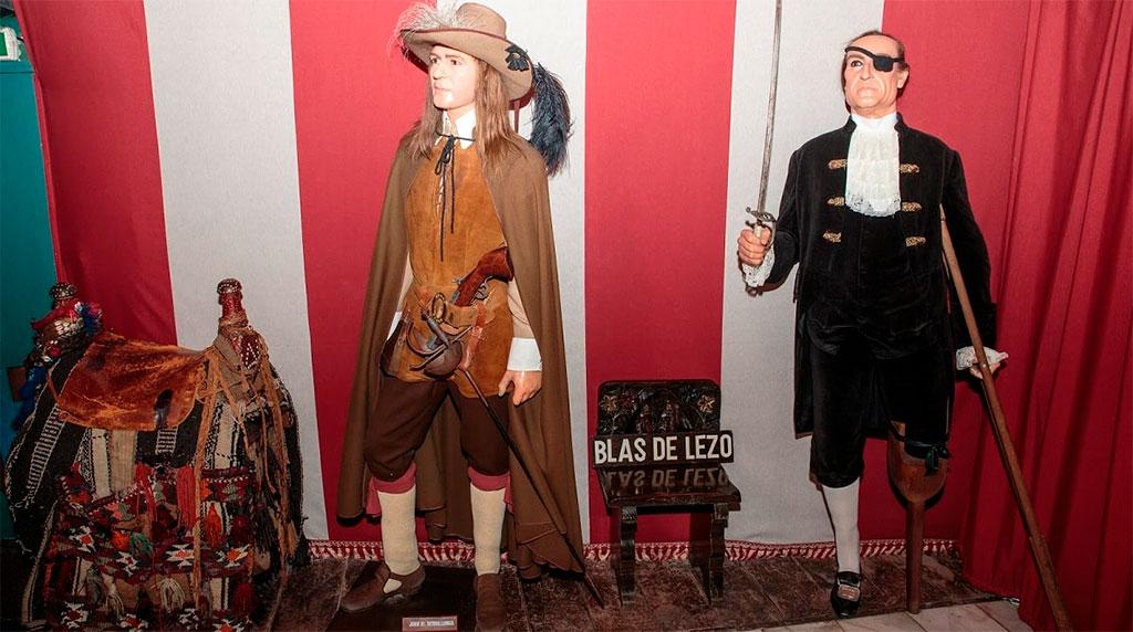 Музей восковых фигур в Адлере