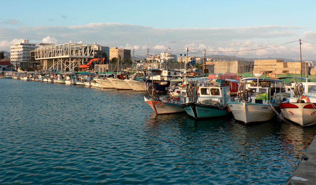 Старый порт Лимассола
