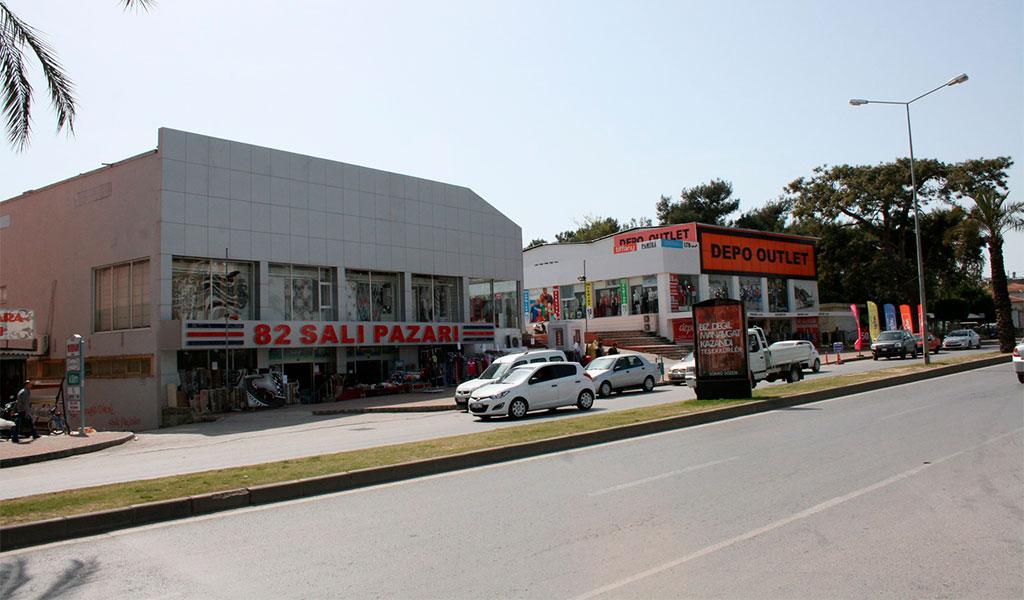 Бульвар Анталия