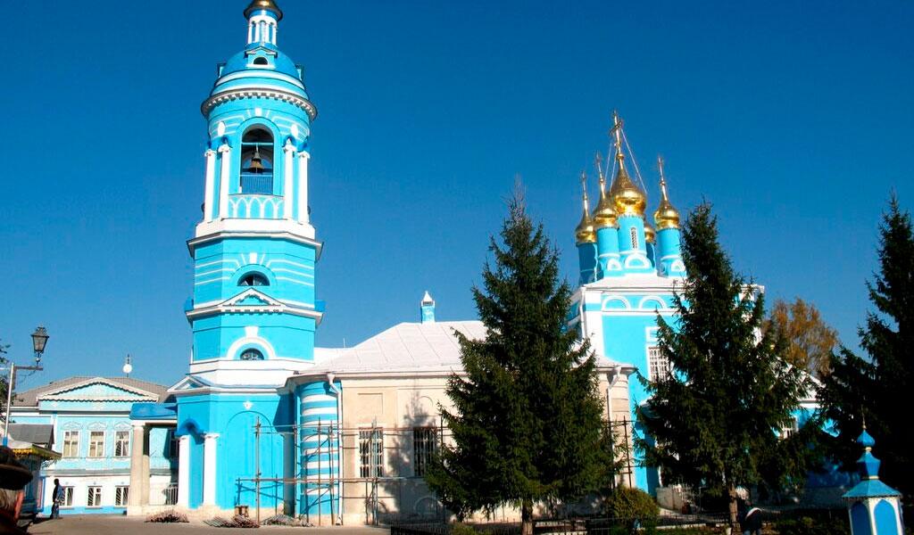 Церковь Богоявления в Гончарах