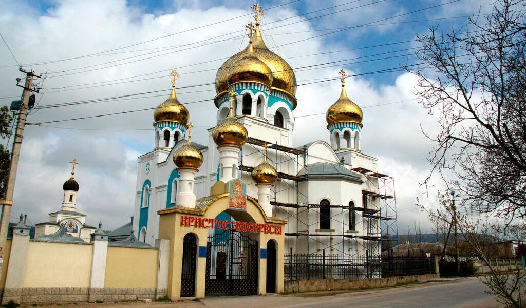 Церковь Феодоровской иконы Божией Матери