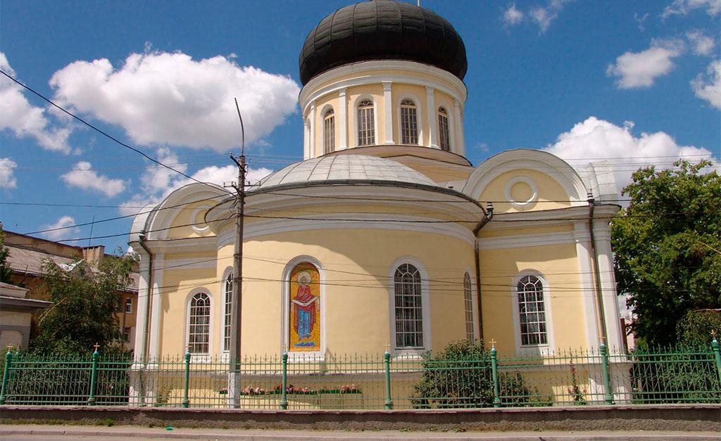 Церковь во имя Святых Петра и Павла