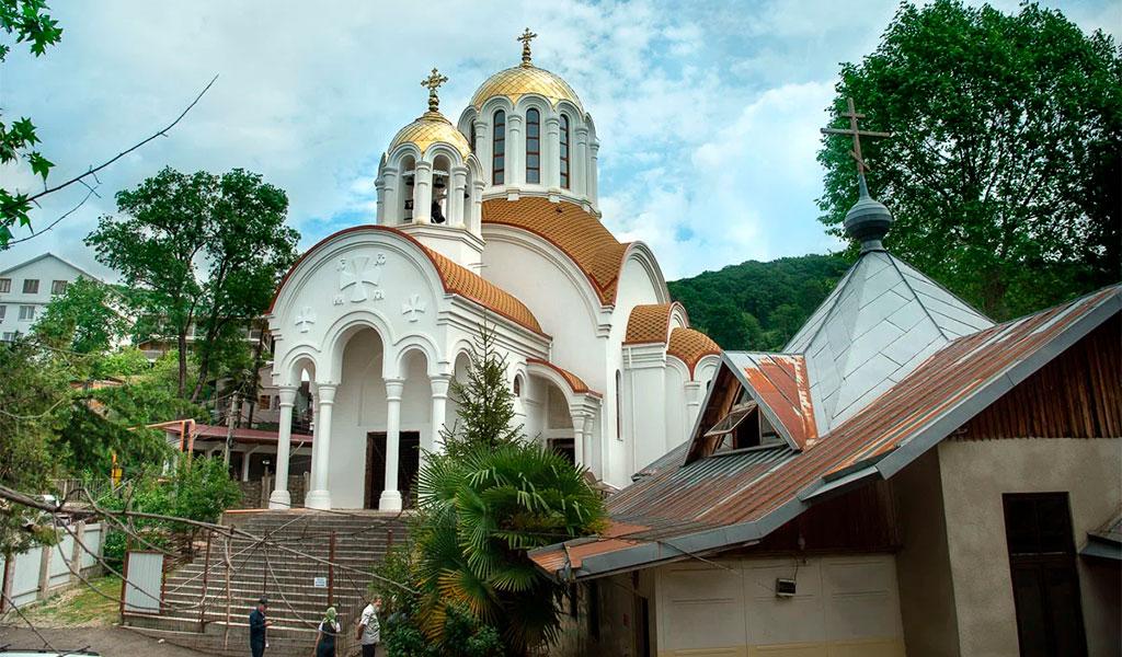 Церковь Апостола Симона Кананита