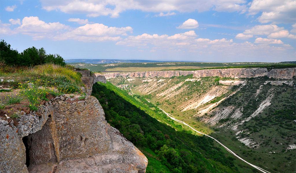 Долина Ашлама-Дере