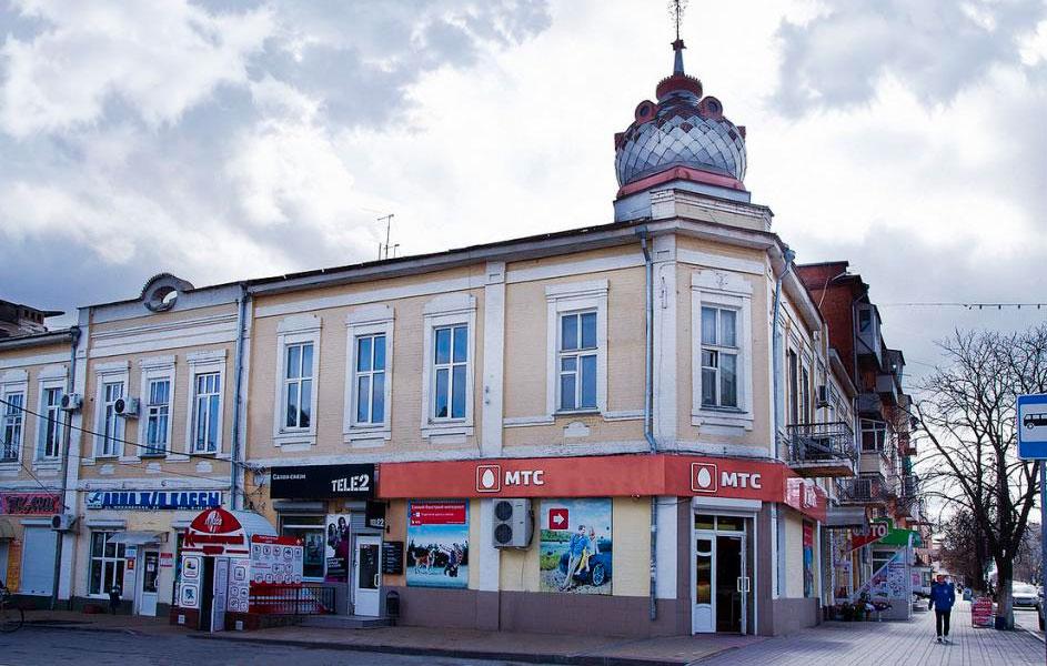Дом Ковалева