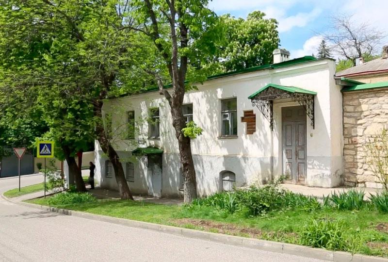 Дом-музей А. А. Алябьева