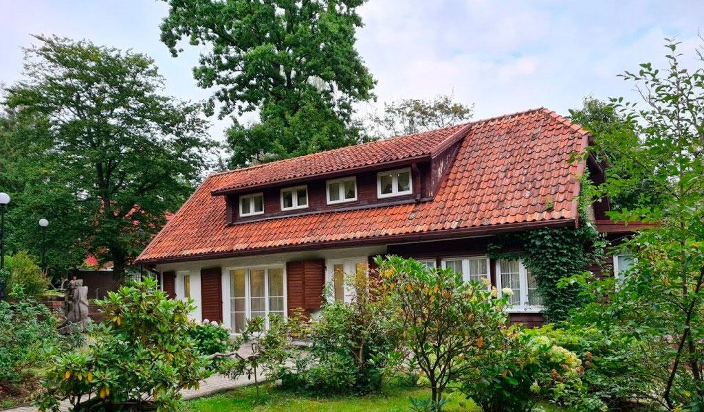 Дом-музей Германа Брахерта