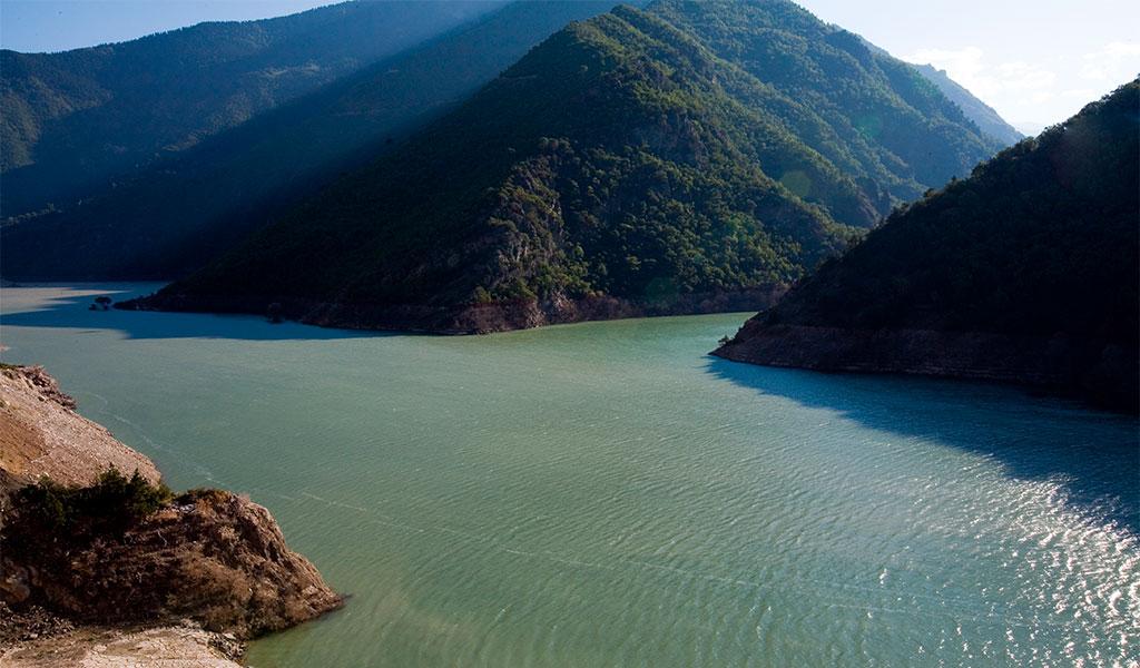 Горная река Чорох