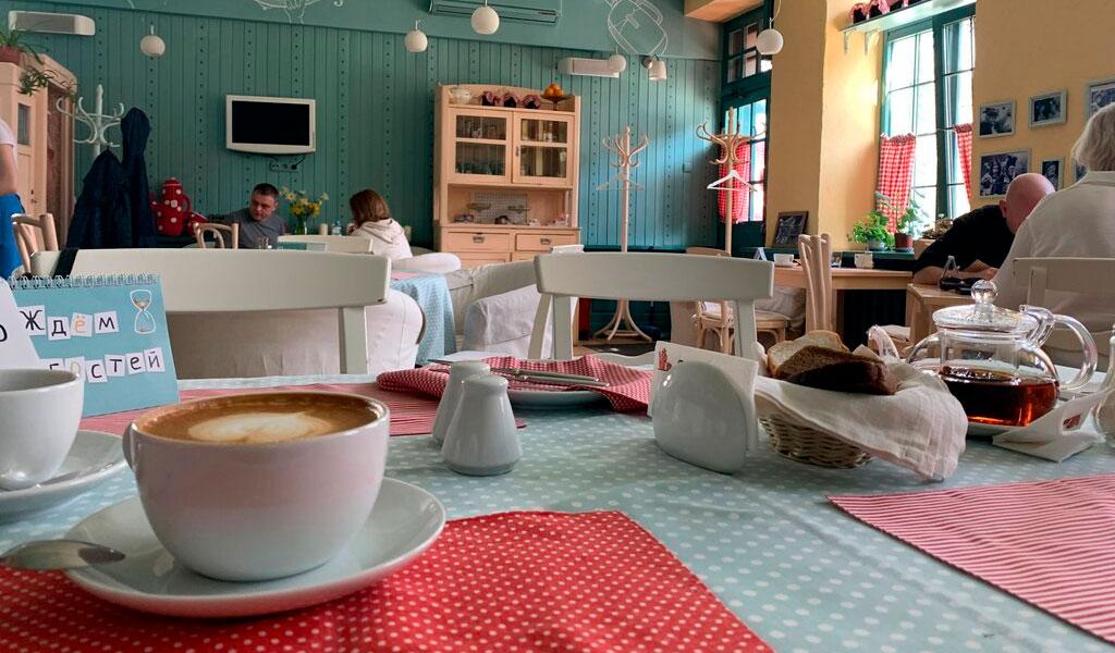Кафе «Фрекен Бок»