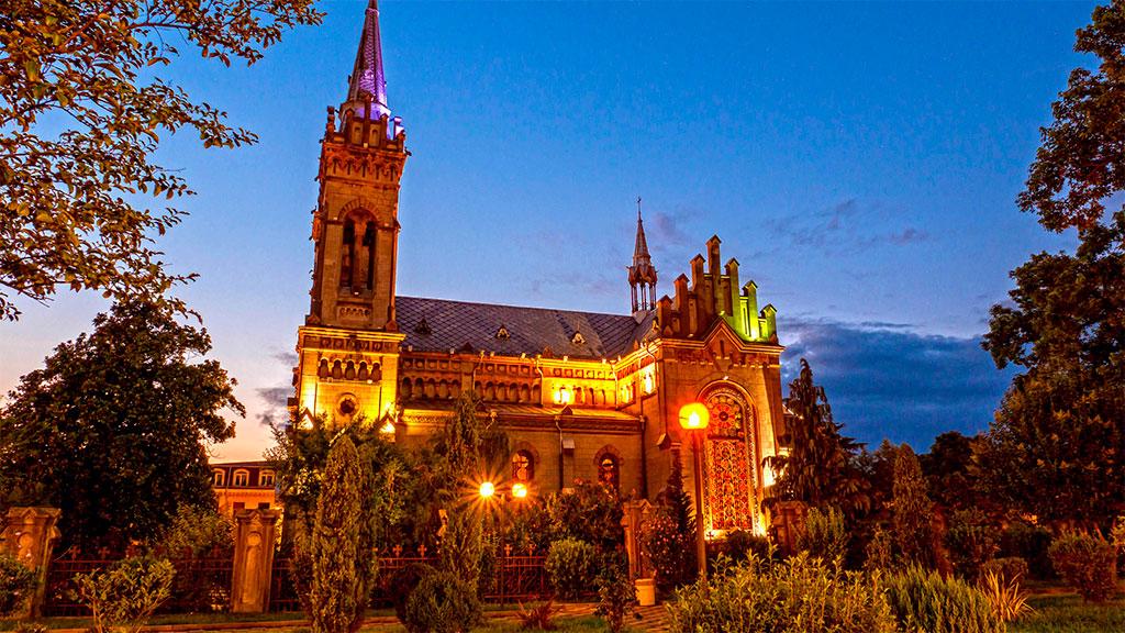Кафедральный собор Батуми