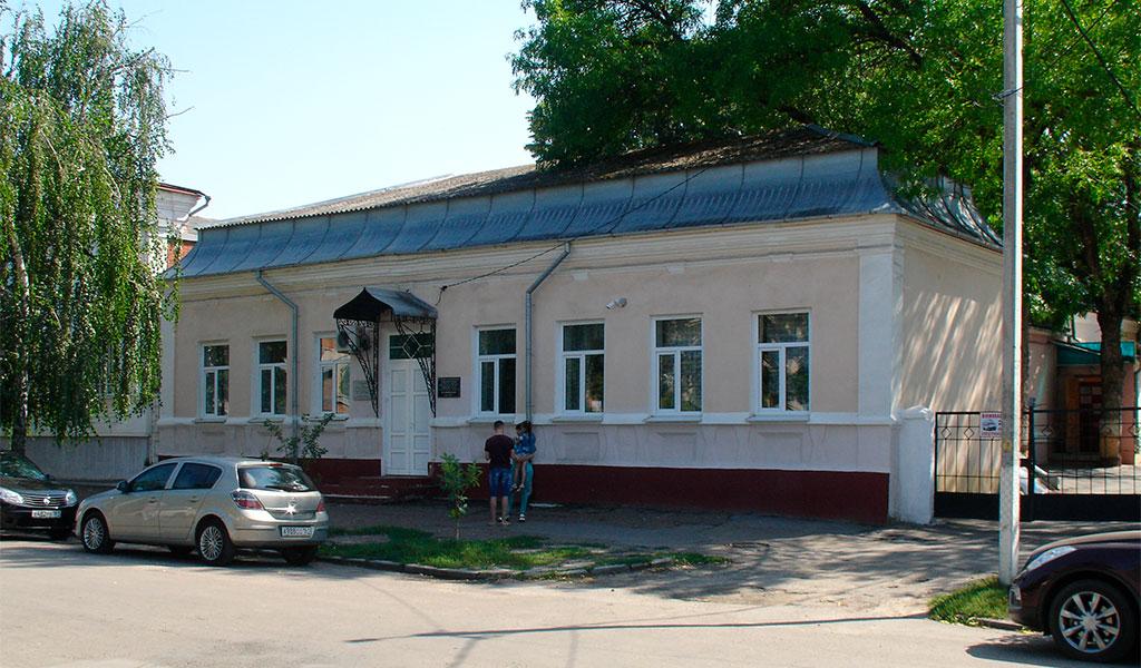 Мемориальный комплекс Р. Л. Самойловича
