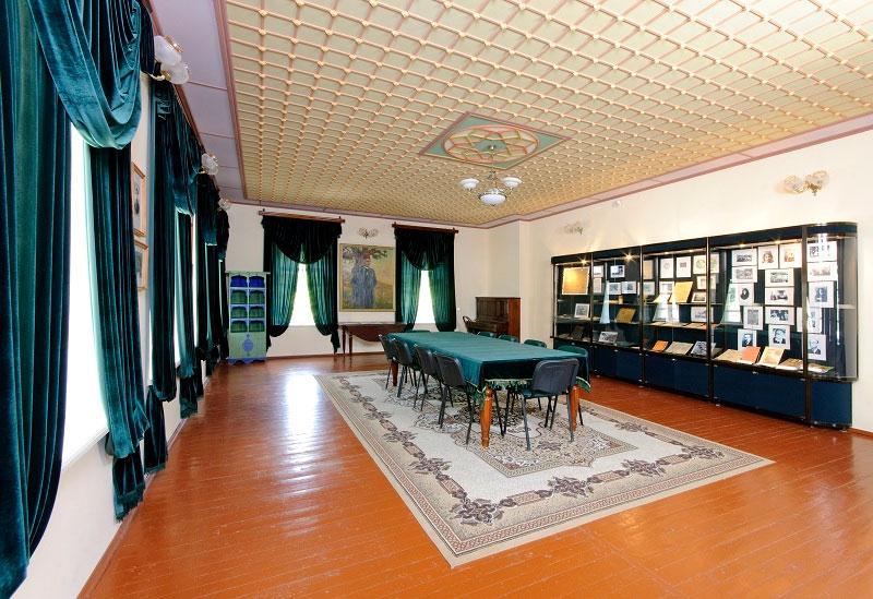 Музей Исмаила Гаспринского