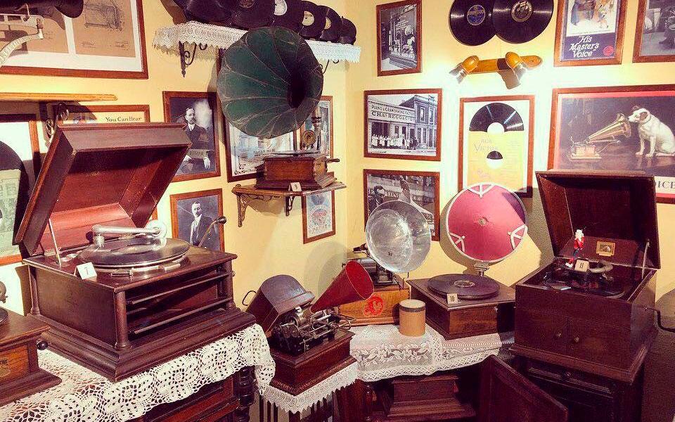 Музей «Коломенский патефон»