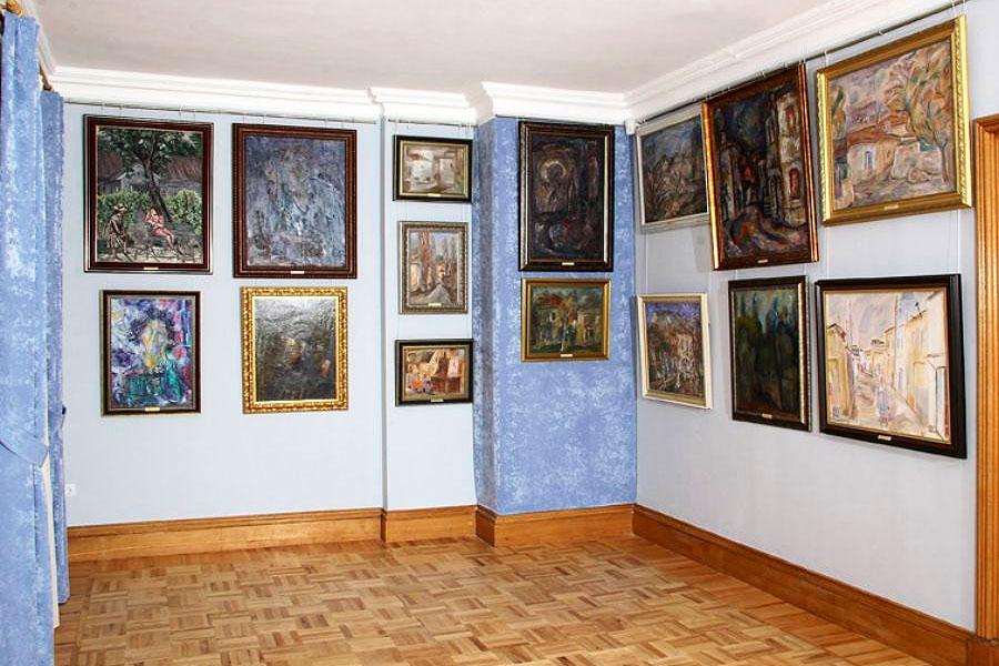 Художественный музей Басова