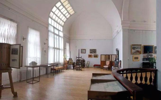 Музей-квартира Архипа Куинджи