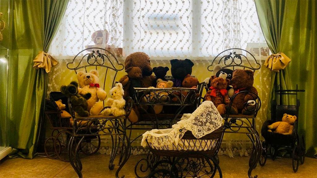 Частная галерея «Музей любимой игрушки»