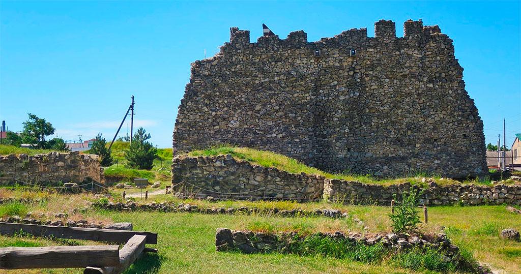 Историко-археологический музей-заповедник «Неаполь Скифский»