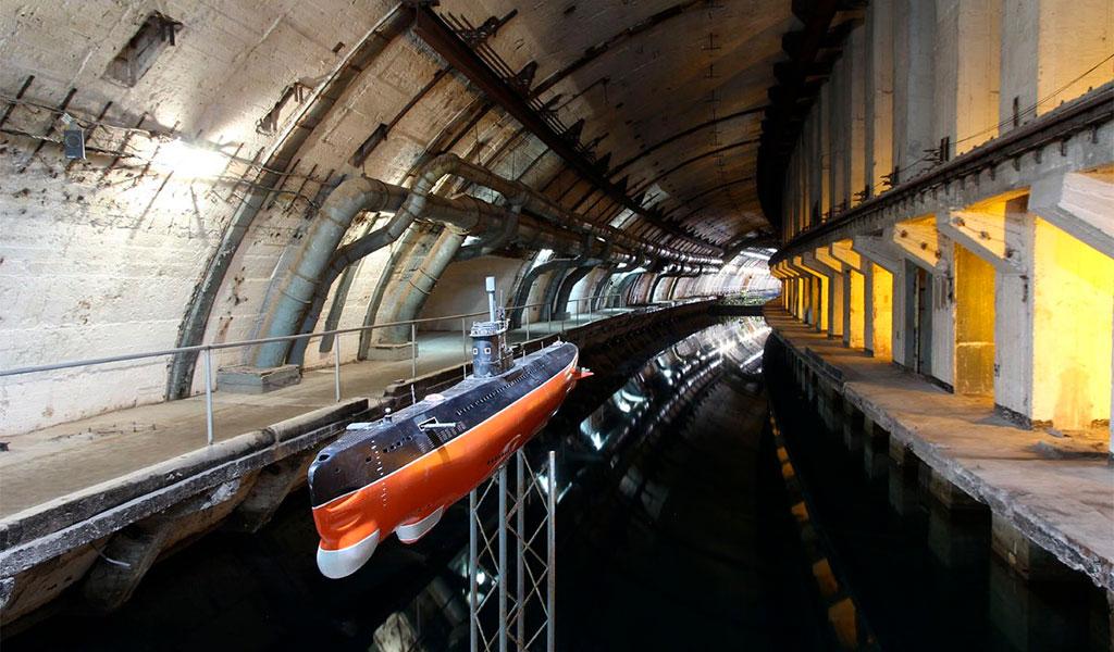 Объект 825ГТС (Балаклавский подземный музейный комплекс)