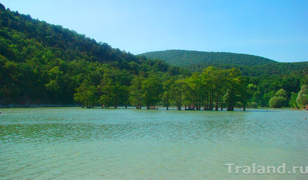 Озеро «Сукко»