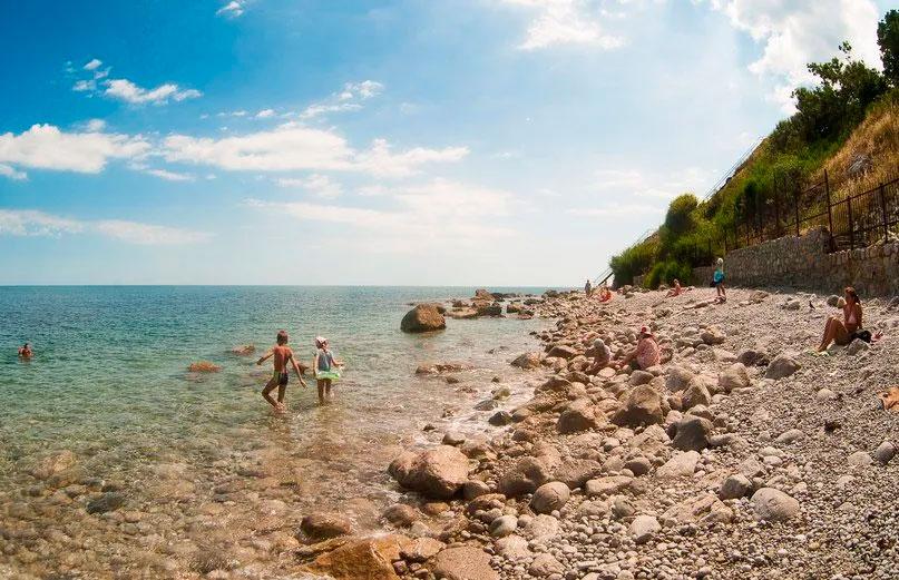 Пляж для Остапа Бендера