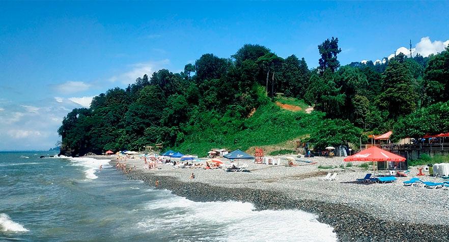 Пляж Мцване Концхи