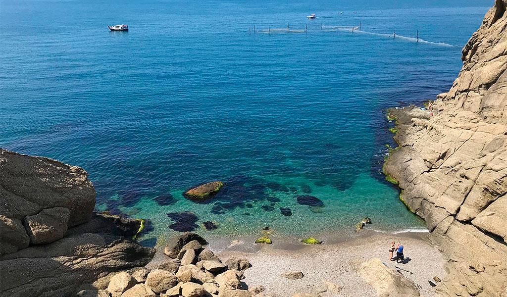 Пляж Шайтан