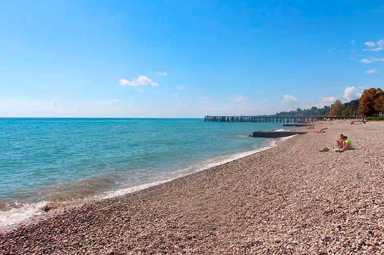 Пляж «Василёк»