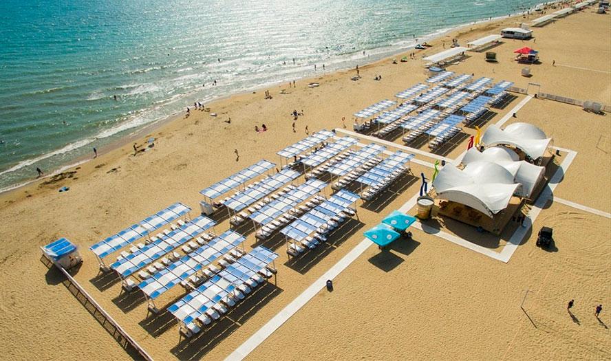 Пляж «Витязь»