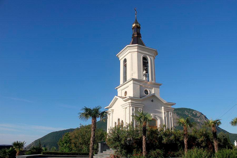 Подворье Косьмо-Дамиановского монастыря