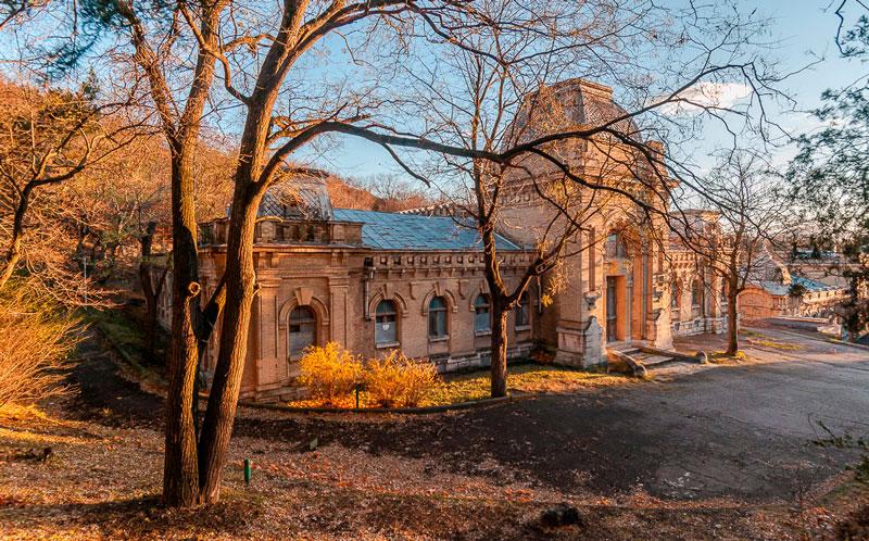 Пушкинские Ванны