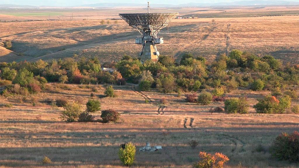 Радиотелескоп ТНА-400