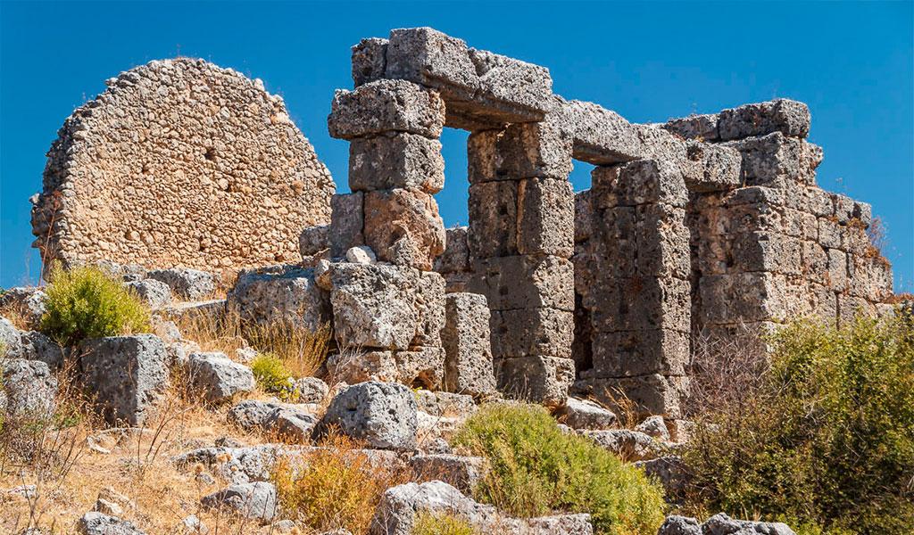 Руины Силлиона