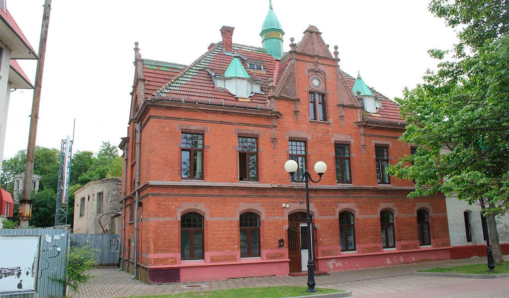 Здание администрации Кранца