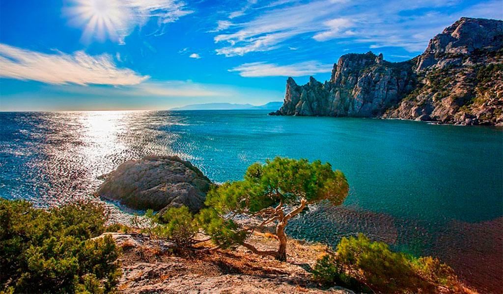 Пляж Синяя бухта