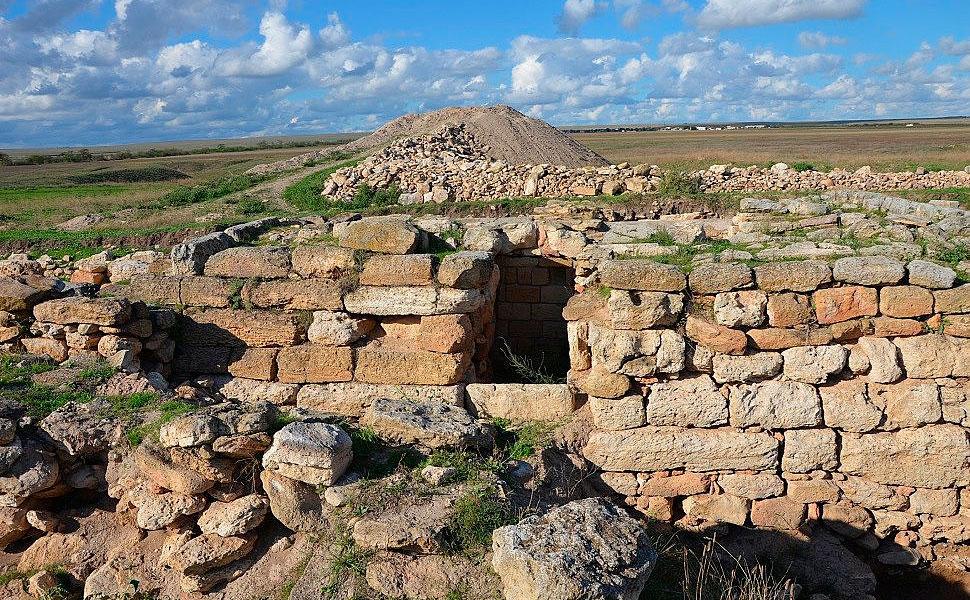 Тарханкутское городище