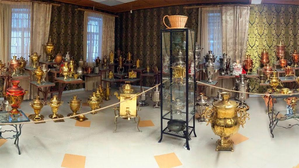 Музей-усадьба «Дом самовара»
