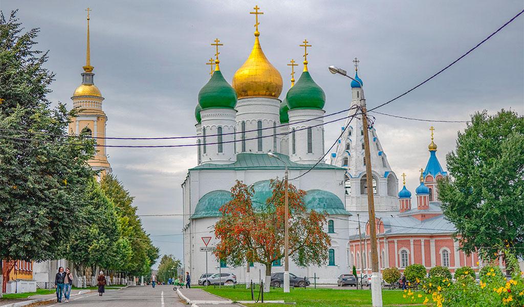 Успенский кафедральный собор Коломны