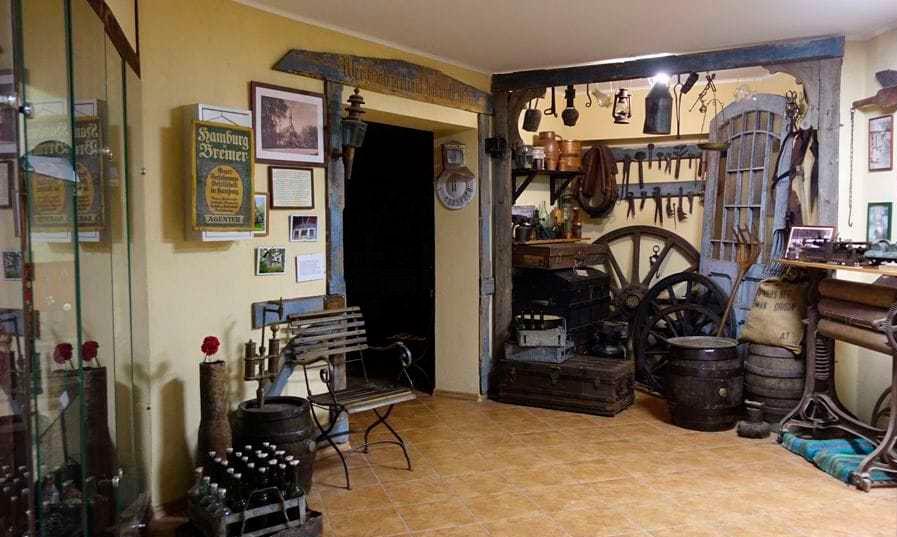 Выставка-музей «Колесо истории»
