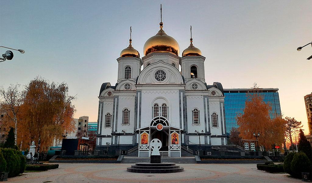 Войсковой собор благоверного князя Александра Невского