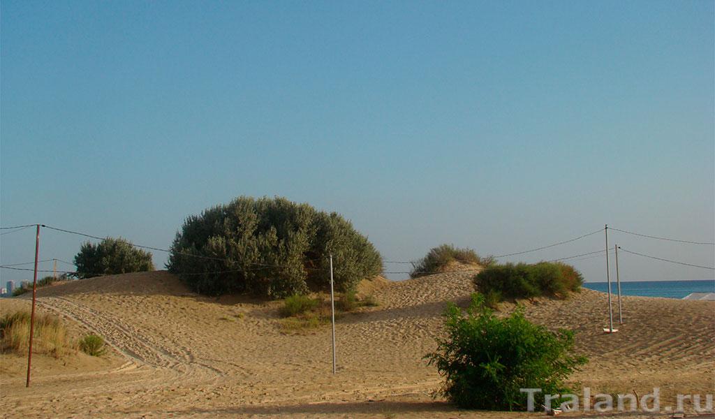 Второй пляж (Пляж у кафе на море)
