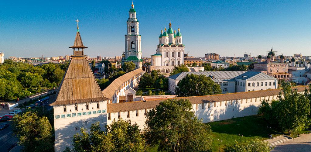 36 достопримечательностей Астрахани, рекомендованных к просмотру