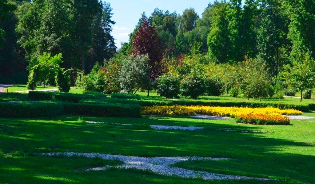 Ботанический сад-института ПГТУ